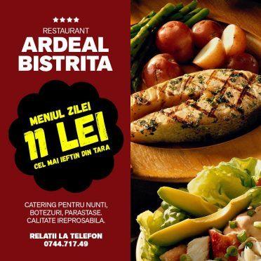 Restaurant Ardeal Bistrita